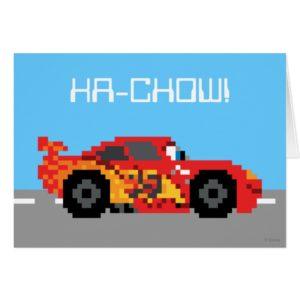 8-Bit Lightning McQueen