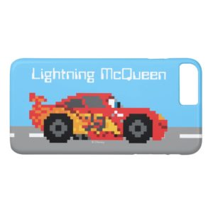 8-Bit Lightning McQueen Case-Mate iPhone Case