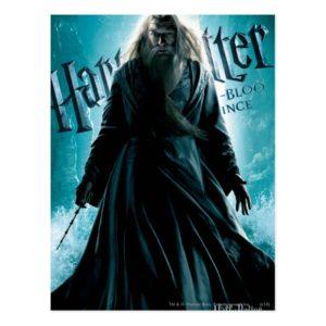 Albus Dumbledore HPE6 1 Postcard