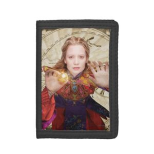 Alice | Believe the Impossible 2 Trifold Wallet
