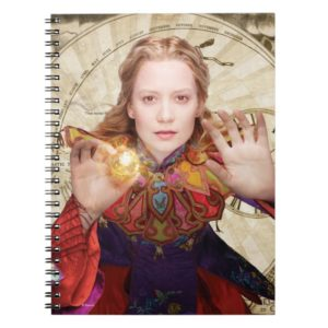 Alice | Believe the Impossible Notebook