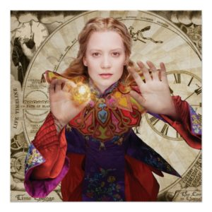Alice   Believe the Impossible Poster