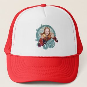 Alice | Curiouser and Curiouser Trucker Hat