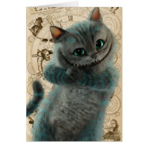 Alice Thru the Looking Glass | Cheshire Cat Grin