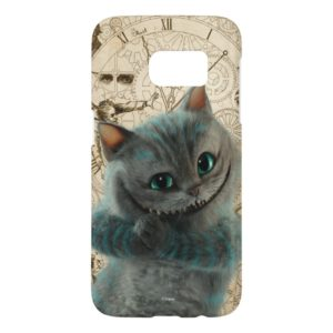 Alice Thru the Looking Glass | Cheshire Cat Grin Samsung Galaxy S7 Case