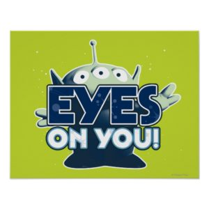 Alien: Eyes on You! Poster