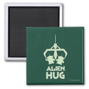 Alien Hug Magnet