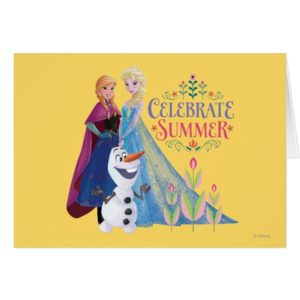 Anna and Elsa | Celebrate Summer