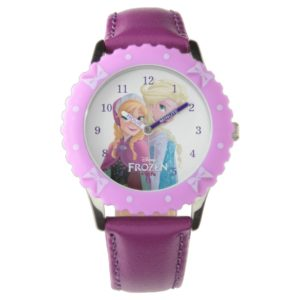 Anna and Elsa | Holding Hands Watch
