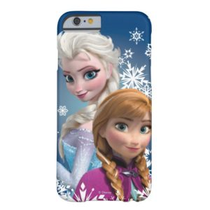 Anna and Elsa   Snowflakes Case-Mate iPhone Case