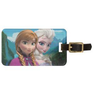 Anna and Elsa | Together Bag Tag