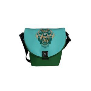 Aquaman | Aquaman & Trenchers Graphic Courier Bag