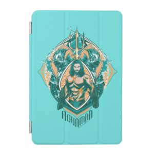 Aquaman | Aquaman & Trenchers Graphic iPad Mini Cover