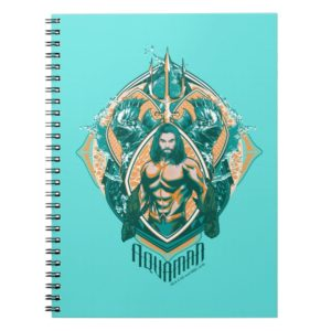 Aquaman | Aquaman & Trenchers Graphic Notebook