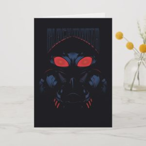 Aquaman | Black Manta Shadowy Graphic Card