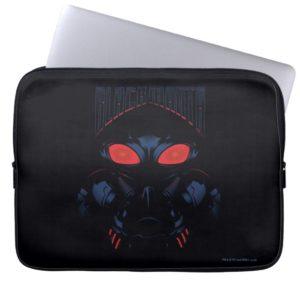 Aquaman | Black Manta Shadowy Graphic Computer Sleeve