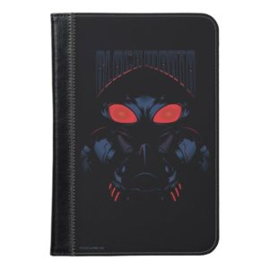 Aquaman | Black Manta Shadowy Graphic iPad Mini Case