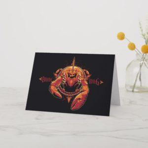 Aquaman | Brine King Graphic Card