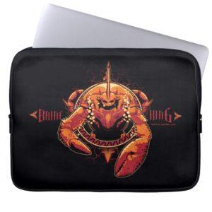 Aquaman | Brine King Graphic Computer Sleeve