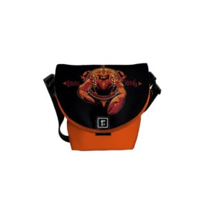 Aquaman | Brine King Graphic Courier Bag