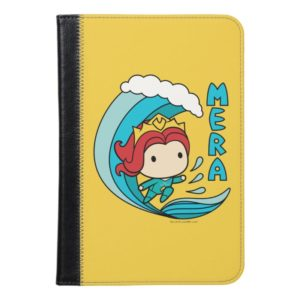 Aquaman | Chibi Mera Riding Wave Graphic iPad Mini Case