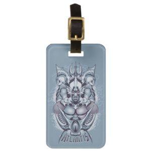 Aquaman | King Orm of Atlantis Graphic Bag Tag