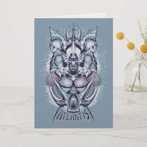 Aquaman | King Orm of Atlantis Graphic Card