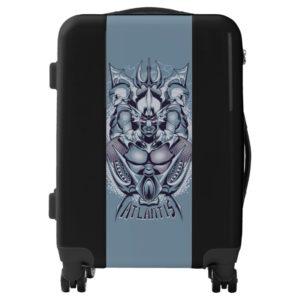 Aquaman   King Orm of Atlantis Graphic Luggage