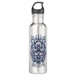 Aquaman | King Orm of Atlantis Graphic Stainless Steel Water Bottle