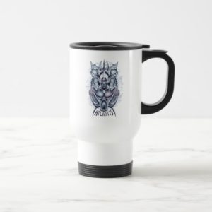 Aquaman | King Orm of Atlantis Graphic Travel Mug