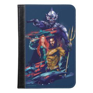 Aquaman | King Orm Versus Mera & Aquaman iPad Mini Case
