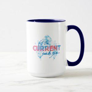 "Aquaman | ""Let The Current Guide You"" Logo Graphic Mug"