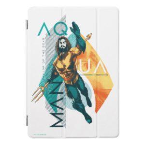 Aquaman   Modernist Aquaman Collage iPad Pro Cover