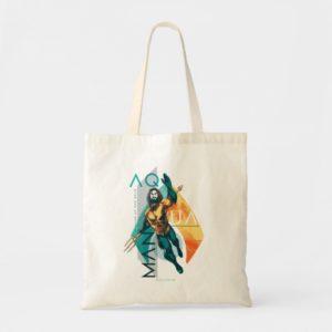 Aquaman | Modernist Aquaman Collage Tote Bag