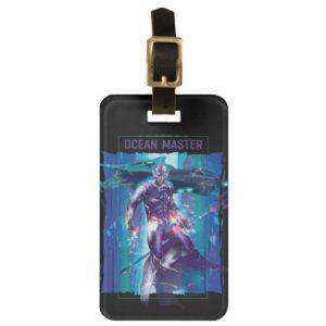 Aquaman | Ocean Master King Orm Refracted Graphic Bag Tag