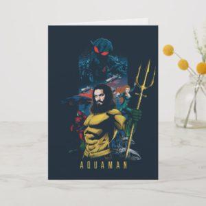 Aquaman | Orin, Mera, and Black Manta Graphic Card