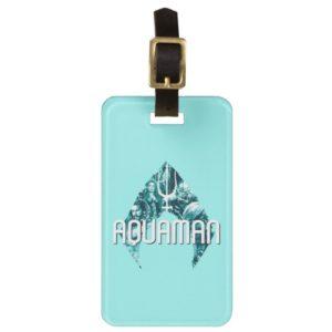 Aquaman | Orin, Mera, Orm & Black Manta In Symbol Bag Tag