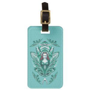 Aquaman | Ornate Mera Graphic Bag Tag