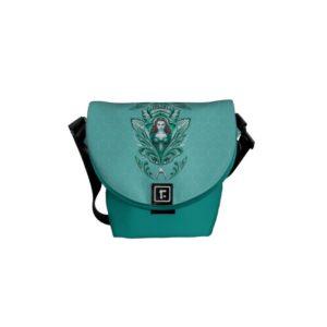 Aquaman | Ornate Mera Graphic Courier Bag