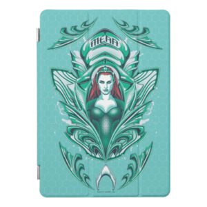 Aquaman   Ornate Mera Graphic iPad Pro Cover