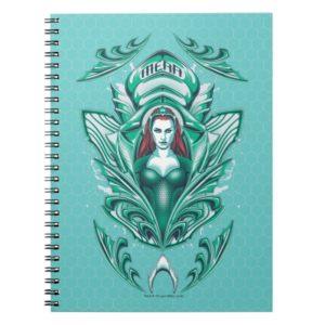 Aquaman | Ornate Mera Graphic Notebook