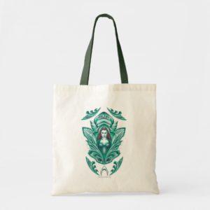 Aquaman | Ornate Mera Graphic Tote Bag