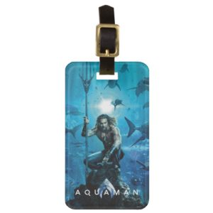 Aquaman | Prince Orin With Aquatic Animals Bag Tag