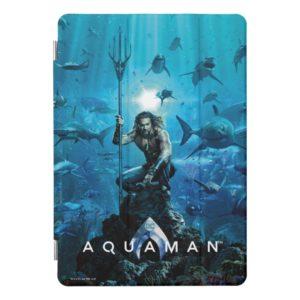 Aquaman   Prince Orin With Aquatic Animals iPad Pro Cover