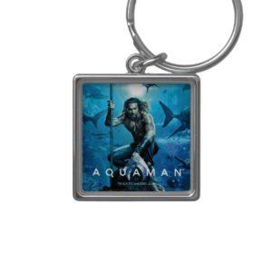 Aquaman | Prince Orin With Aquatic Animals Keychain