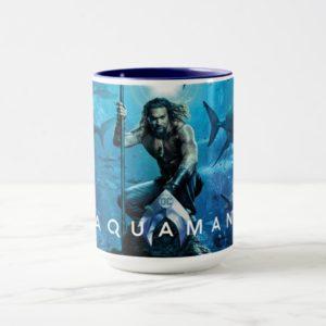 Aquaman | Prince Orin With Aquatic Animals Mug