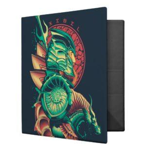Aquaman | Xebel King Nereus Graphic 3 Ring Binder
