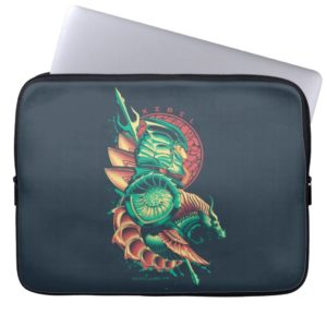 Aquaman | Xebel King Nereus Graphic Computer Sleeve