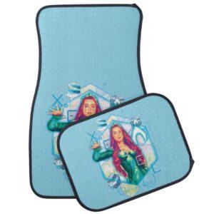 Aquaman | Xebel Princess Mera Hexagonal Graphic Car Floor Mat