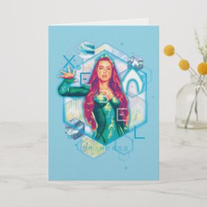 Aquaman | Xebel Princess Mera Hexagonal Graphic Card